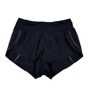 EUC Lululemon Reflective Lined Shorts (2)
